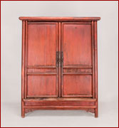 cinnabar lacquer cabinet