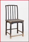 side chair_minguo