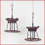iron hanging lamps